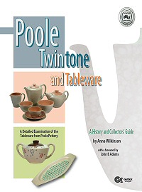 Poole Twintone and Tableware: book cover